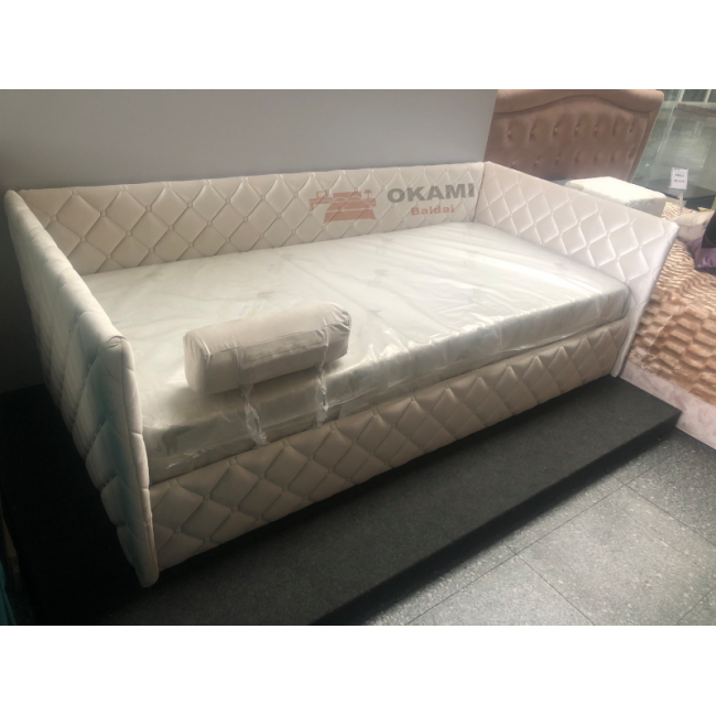 Viengulė lova Eliza Soft