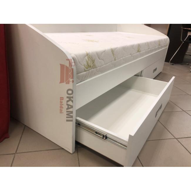 Viengulė lova LINA